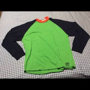 Levi's Men's Large Long Sleeve T-shirt